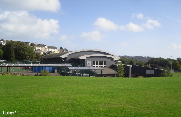 Torquay Academy Pitches Courts and Sports Hall